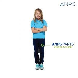 Extra Uniform: Grade 1 – Grade 5 Pant