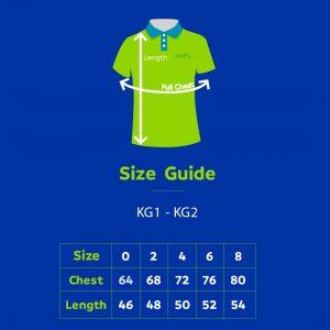 Extra Uniform: KG1 – KG2 Polo