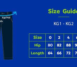 Extra Uniform: KG1 – KG2 Pant