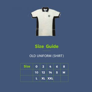 Extra Uniform – Shirt – (old uniform)