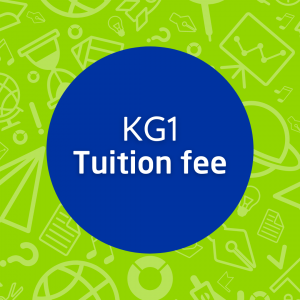 KG1 Tuition Fees