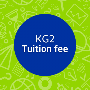 KG2 Tuition Fees