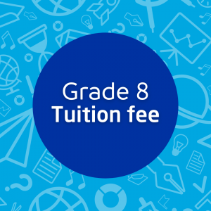 Grade 8 Tuition Fees